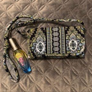 Vera Bradley Handbag with built in Wallet